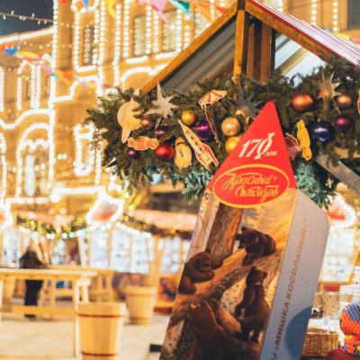 alquilar casetas de madera navideñas para mercadillos
