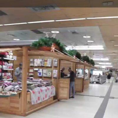 tiendas de madera
